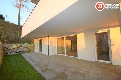 Moderne Neubauwohnung in Neuhofen - Aussichtslage - Erstbezug