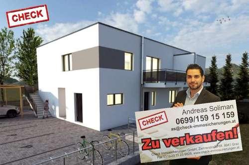 nähe Graz! ERSTBEZUG! Neubau-Ziegelmassiv in Feldkirchen bei Graz!