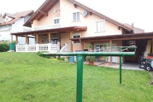 Einfamilienhaus in ruhiger, sonniger Wohngegend von Grafenschachen