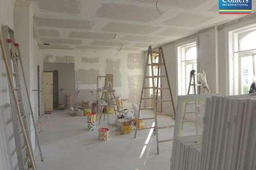 Herrliche Vier-Zimmer-Altbauwohnung beim Palais Liechtenstein, Erstbezug - Miete 1090 Wien