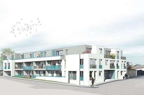 Betreubares Wohnen: 2-Zimmer-Wohnung mit Terrasse