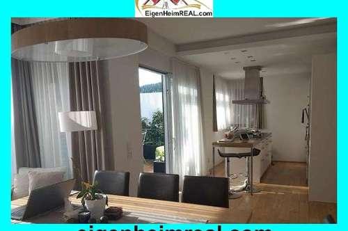 Luxuriöse 4 Zimmer-Penthouse-Wohnung in perfekter Lage in Klagenfurt St. Martin