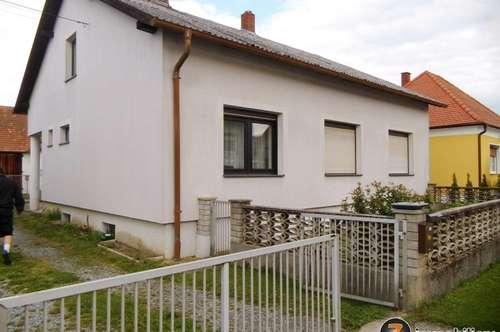 Schönes Einfamilienhaus nähe Großpetersdorf