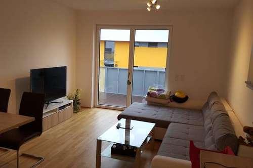 neuwertige 2-Zimmer Wohnung mit Balkon in Ried im Innkreis