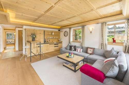 Edles Dachgeschoss-Appartement in ruhiger Sonnenlage