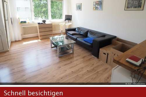 Komfortable Dreizimmerwohnung in zentraler Lage!