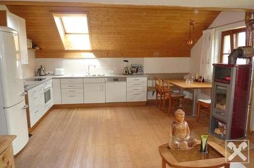 zweigeschossige 3-Zimmerwohnung im schönen Schwarzenberg!