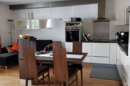 Neuwertige helle 2 Zimmerwohnung in zentraler Lage in Maishofen