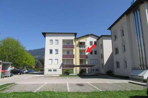 Sehr gepflegte Eigentumswohnung/Familienwohnung in Wolfsberg - südlicher Stadtbereich