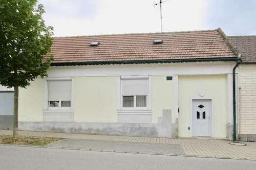 Kleines renovierungsbedürftiges Einfamilienhaus in Neusiedl am See