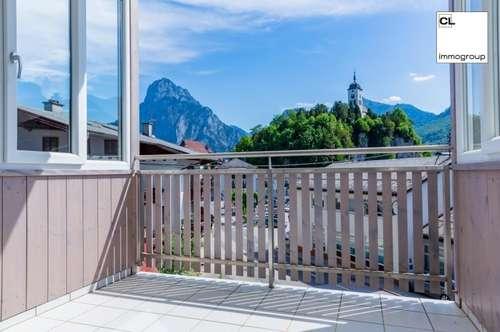 Charmante 4-Zimmer-Wohnung in Traunkirchen zu kaufen