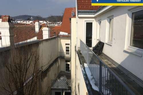 Mietwohnung in der FUZO - Dachgeschoss!