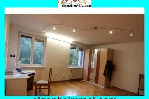 Perfekt gelegene, helle 2 Zimmer-Wohnung, teilmöbliert, WG-tauglich, Zentrums- und UNI-Nähe