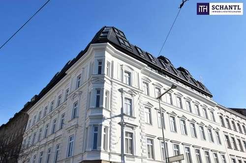 """Besser geht´s nicht - Willkommen im """"Alserhof""""! Leben am Puls der Stadt mit Blick über Wien! Wunderschönes und voll saniertes Altbauhaus mit moderner Architektur!"""
