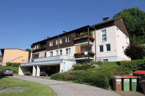 Geförderte 3-Zimmer-Wohnung in Kammern im Liesingtal