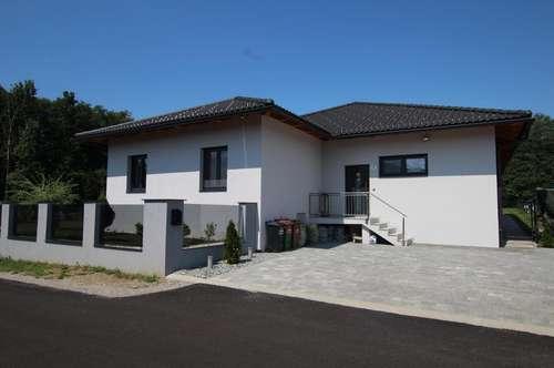 Neubau-Einfamilienhaus mit Einliegerwohnung in Magdalensberg!