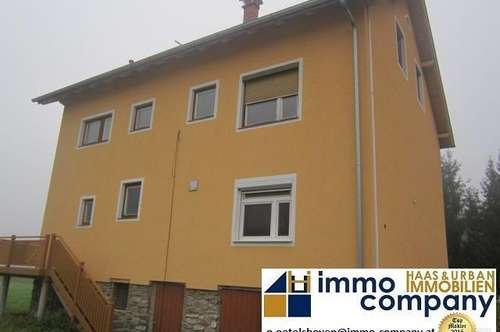 Großes Einfamilienhaus mit Geschäftslokal für 110.000,-- €