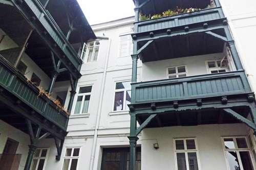 Hübsche Stilbalkonwohnung in zentraler Korneuburger Lage!