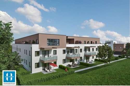 Wohnen für Generationen zwei - 28 moderne Eigentumswohnungen - HINZENBACH/EFERDING