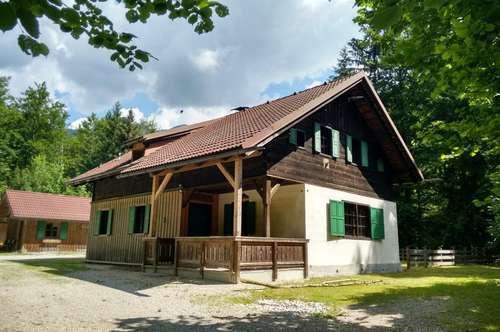 Ferienhaus zwischen Bad Ischl und Attersee