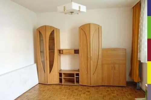 Renovierungsbedürftige Wohnung in RUHELAGE