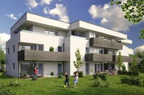 Preiswerte Neubauwohnung in Redlham/Schwanenstadt