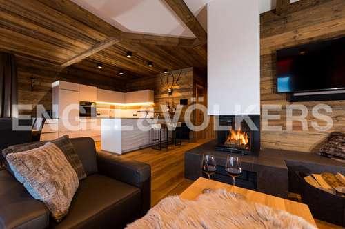 Luxus Chalet – Design & Alpine (Sonderwidmung: Freizeitwohnsitz & Wohnungseigentum)
