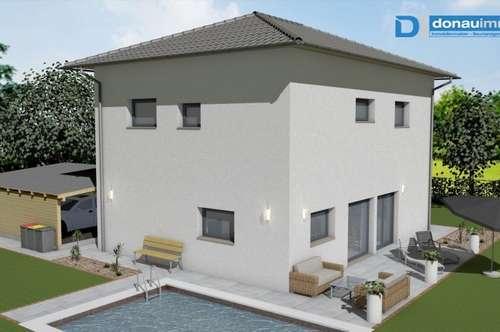 Modernes Wohnhaus mit Walmdach >>>PROVISIONSFREI<<<