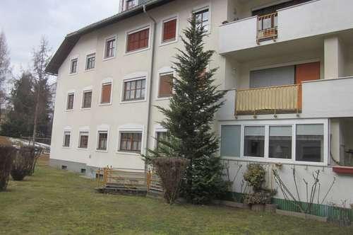 Möblierte Dreizimmerwohnung im Westen von Klagenfurt aWS
