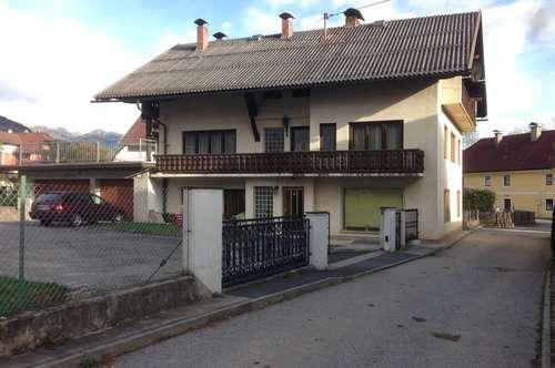 großes Familienhaus mit Garten in Lendorf bei Spittal an der Drau