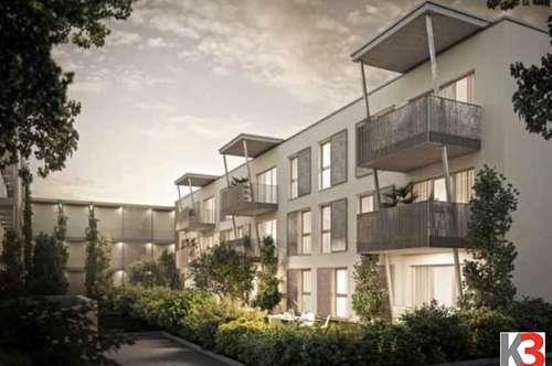 Neue 3-Zimmer-Wohnung im Trumer Seengebiet