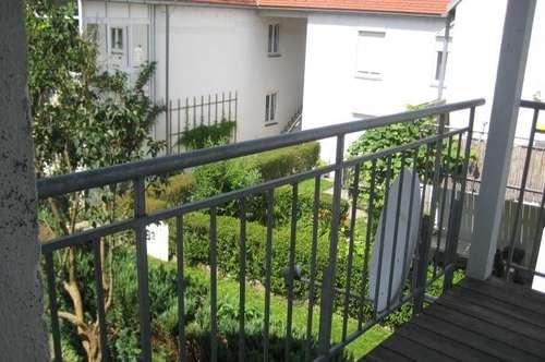 "Nahe ""MAGNA STEYR"" 4ZI+Balkon  +Garten naturnahe  in netter Kleinsiedlung!"