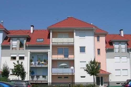 Geförderte Genossenschaftswohnung im Dachgeschoss - Sonderfinanzierung möglich