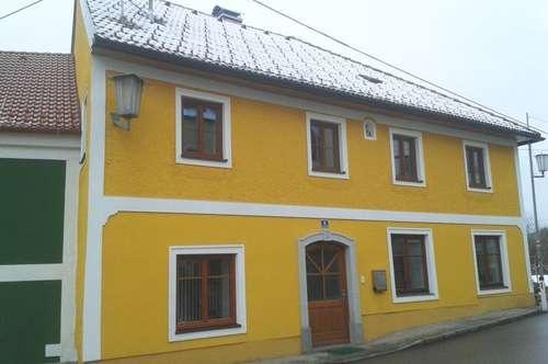 Erdgeschosswohnung in Leopoldschlag