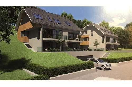 ID 525 Wohnung direkt am Attersee