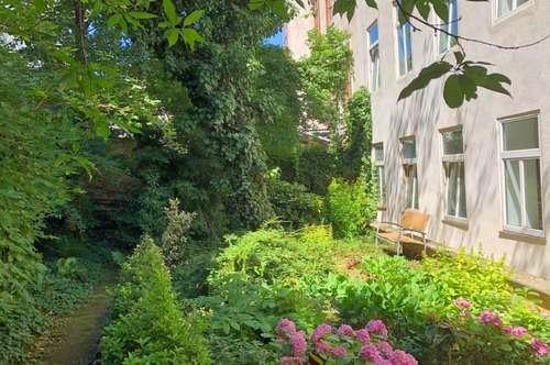 Schottenfeld : Idylische Altbauwohnung nahe Josef-Strauss-Park