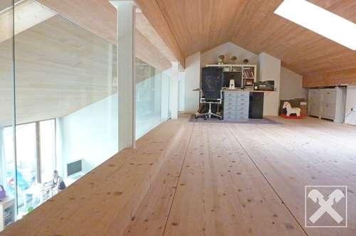 Helle 4-Zimmer-Dachgeschosswohnung in Lingenau!