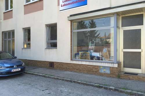 Geschäftslokal Lager Büro nahe dem Zentrum