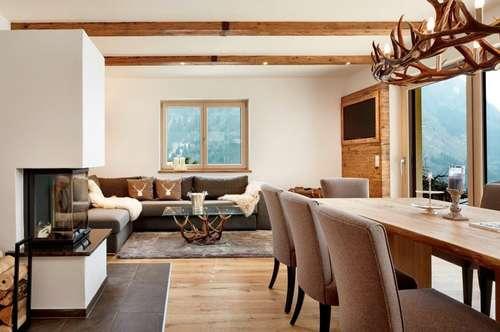 TRAUMHAFTE WOHNOPTIK - SONNEN & RUHELAGE - IDYLLISCHES WOHNEN IM CHALET - Bauvorhaben Wohnungen in Bad Hofgastein - Ski & Thermenregion Gasteinertal - Ski amadè