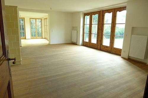 Traumhafte Lage! 4 Zimmer Villennwohnung mit Garten in Aigen, Salzburg Stadt