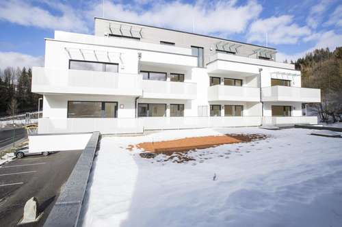 NEUBAU: 2-Zimmer Eigentumswohnung mit Gartenanteil