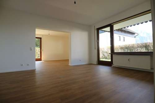 Sanierte 4-Zimmer-Garten-Wohnung in Anif