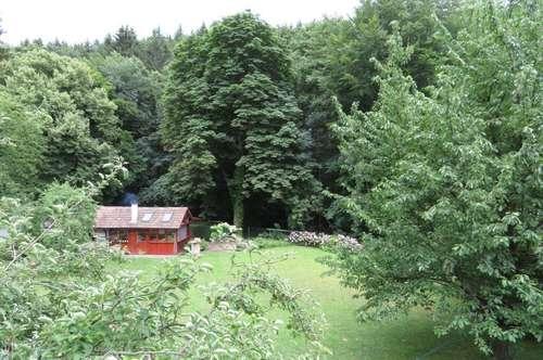 Wohlfühlhaus im Garten Eden