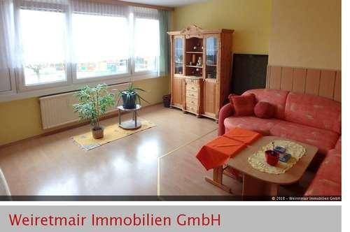 Südseitige Eigentumswohnung in Obergrafendorf