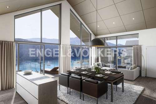 """Wohnprojekt """"lakeVIEWmillstatt"""" - Wohnung TOP A3"""