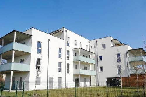 Zentrales Wohnen in ruhiger Grünlage! Wohnung 4