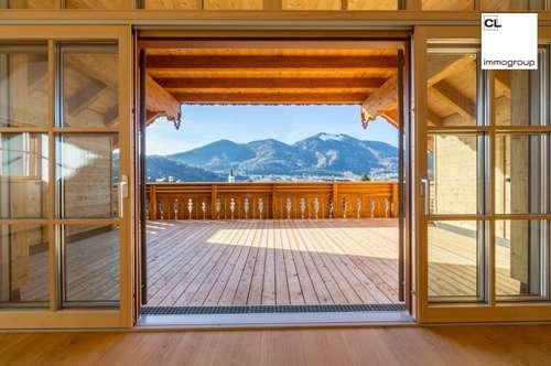 Sensationelle Dachterrassenwohnung mit traumhaftem Weitblick, 182 m2 Wohn(t)raum + 67 m2 Freifläche