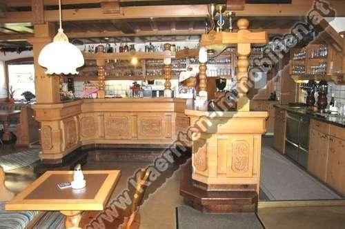 Mittelkärnten- Restaurant mit bis zu 300 Sitzplätze, neuwertig, OG 2  Wohnungen 280 m² ca.