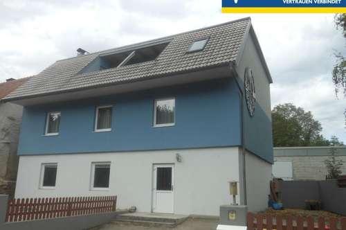 Neuwertiges Familienhaus od. Wohn- & Bürohaus