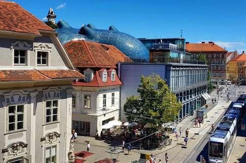 Schöne Single-Wohnung am Südtiroler Platz! Vollmöbliert!